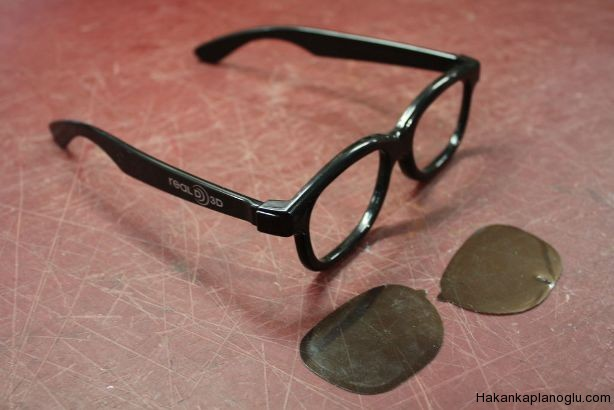 Özel gözlük yapımı
